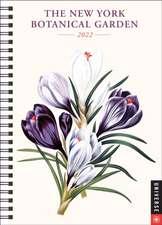 New York Botanical Garden 2022 Engagement Calendar