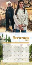 Jim Henson's Labyrinth 2022 Wall Calendar