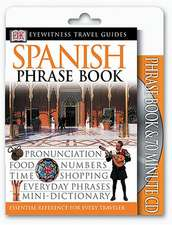 Spanish Phrase Book & CD [With CDROM]:  Insects