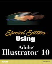 Special Edition Using Illustrator 10