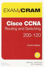 Cisco CCNA Routing and Switching 200-120 [With CDROM]