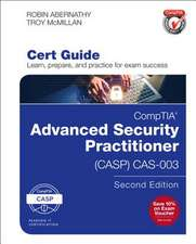 Comptia Advanced Security Practitioner (Casp) Cas-003 Cert Guide [With eBook]