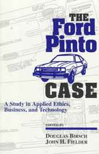 The Ford Pinto Case
