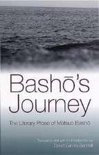 Basho's Journey