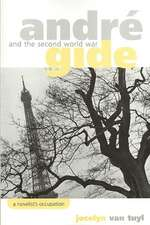 Andre Gide and the Second World War