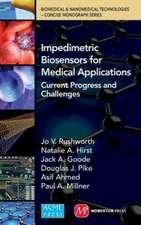 Impedimetric Biosensors for Medical Applications