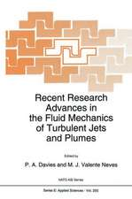 Recent Research Advances in the Fluid Mechanics of Turbulent Jets and Plumes