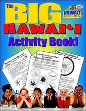 The Big Hawaii Activity Book!