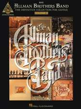 The Allman Brothers Band - The Definitive Collection for Guitar - Volume 3