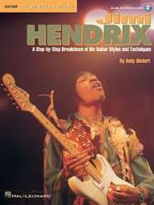 Jimi Hendrix - Signature Licks