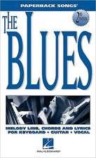 The Blues:  Melody/Lyrics/Chords