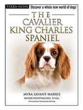 The Cavalier King Charles Spaniel [With DVD]