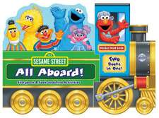 Sesame Street:  Storybook & Seek-And-Find Activities