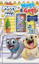 Disney Puppy Dog Pals: Wags & Gags