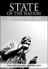 State of the Nation:  South Africa 2003-2004