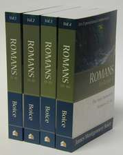Romans:  Volumes 1-4