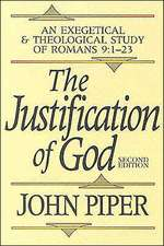 The Justification of God:  Learning to Live Like the Master