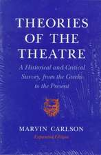 Theories of the Theatre