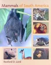 Mammals of South America