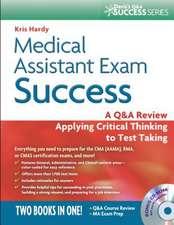 Medical Assistant Examination Success