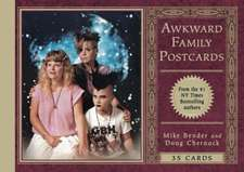 Awkward Family Postcards
