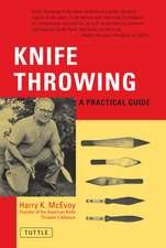 Knife Throwing: A Practical Guide