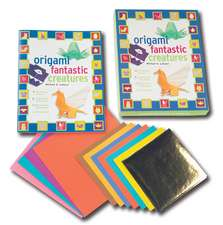 Origami Fantastic Creatures Kit: Make Origami Monsters and Mythical Creatures!: Kit Includes Origami Book, 25 Easy Projects and 98 Sheets of Origami Paper