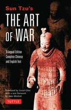 Sun Tzu's The Art of War: Bilingual Edition Complete Chinese and English Text
