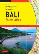 Bali Street Atlas Fourth Edition