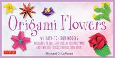 Origami Flowers Kit: 41 Easy-to-fold Models - Includes 98 Sheets of Special Origami Paper (Kit with Two Origami Books of 41 Projects) Great for Kids and Adults!