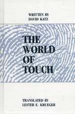 The World of Touch