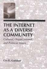 The Internet as a Diverse Comm. PR