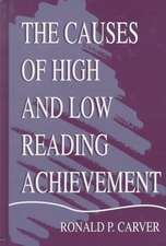 The Causes of High and Low Reading