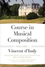Course in Musical Composition, Volume 1