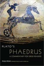 Plato's Phaedrus:  A Commentary for Greek Readers
