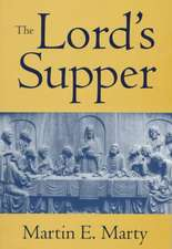 Ords Supper the:  Contemporary Literature and the Life of Faith