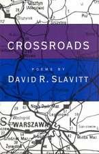 Crossroads:  Poems