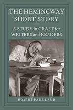 Hemingway Short Story