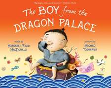 The Boy from the Dragon Palace