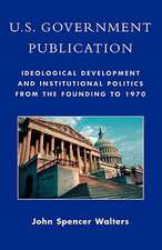 U.S. Government Publication