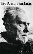 Ezra Pound – Translations