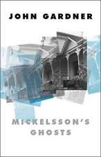 Mickelsson′s Ghost