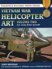 Vietnam War Helicopter Art, Volume 2