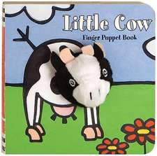 Little Cow:  Finger Puppet Book [With Finger Puppet]