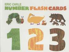 The World of Eric Carle(tm) Eric Carle Number Flash Cards:  Pop-Up Advent Calendar