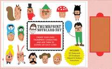 Small Object Thumbprint Notecards:  25 Awesome Projects for Dads and Kids