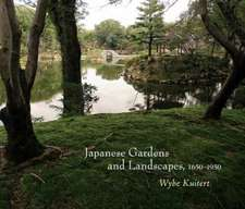 Japanese Landscapes and Gardens, 1650-1950