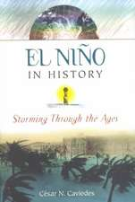 El Nino in History:  Storming Through the Ages