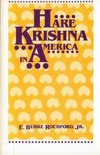 Hare Krishna In America