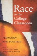 Race in the College Classroom
